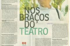 Correio Braziliense - 15 de Agosto de 2010 - Homenagem e Volta aos Palcos de Ge Martu - parte 02