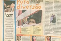Correio1 Braziliense - Entrevista %22O que eles dizem%22 - 27 de Abril de 2001