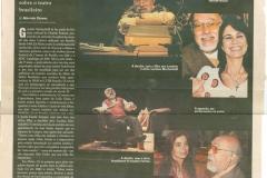Encontro Mitos do Teatro Brasileiro - 28 de julho de 2010