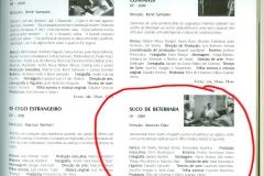 Festival de Cinema de Brasilia de 2000 - Suco de Beterraba